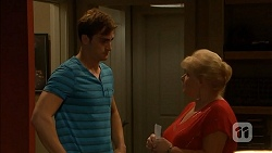 Kyle Canning, Sheila Canning in Neighbours Episode 6922