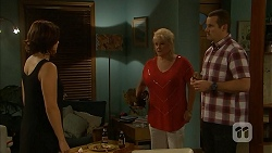 Naomi Canning, Sheila Canning, Toadie Rebecchi in Neighbours Episode 6922