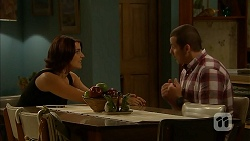 Naomi Canning, Toadie Rebecchi in Neighbours Episode 6922