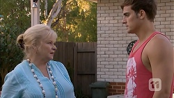 Sheila Canning, Kyle Canning in Neighbours Episode 6922
