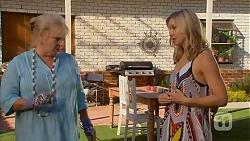 Sheila Canning, Georgia Brooks in Neighbours Episode 6923