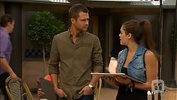 Mark Brennan, Paige Novak in Neighbours Episode 6923