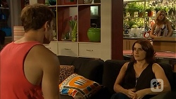Kyle Canning, Naomi Canning, Georgia Brooks in Neighbours Episode 6923