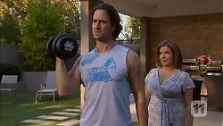 Brad Willis, Terese Willis in Neighbours Episode 6923