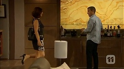 Naomi Canning, Paul Robinson in Neighbours Episode 6923