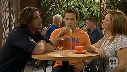 Brad Willis, Josh Willis, Terese Willis in Neighbours Episode 6923