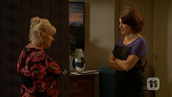 Sheila Canning, Naomi Canning in Neighbours Episode 6924