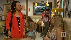 Imogen Willis, Amber Turner in Neighbours Episode 6925