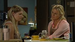 Amber Turner, Lauren Turner in Neighbours Episode 6925