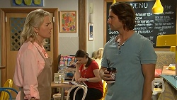 Lauren Turner, Brad Willis in Neighbours Episode 6925