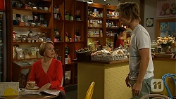 Sue Parker, Daniel Robinson in Neighbours Episode 6925