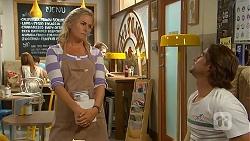 Lauren Turner, Brad Willis in Neighbours Episode 6926