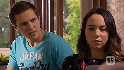 Josh Willis, Imogen Willis in Neighbours Episode 6926