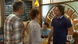 Karl Kennedy, Susan Kennedy, Brad Willis in Neighbours Episode 6926