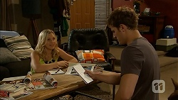 Georgia Brooks, Kyle Canning in Neighbours Episode 6927
