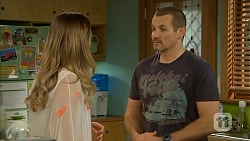 Sonya Mitchell, Toadie Rebecchi in Neighbours Episode 6927