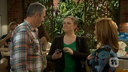 Karl Kennedy, Anya Salter, Terese Willis in Neighbours Episode 6927