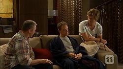 Karl Kennedy, Paul Robinson, Daniel Robinson in Neighbours Episode 6927