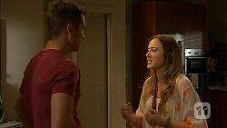 Mark Brennan, Sonya Rebecchi in Neighbours Episode 6928