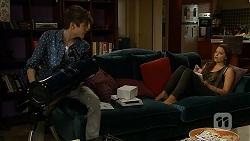 Bailey Turner, Paige Novak in Neighbours Episode 6928