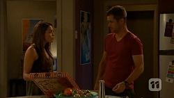 Paige Novak, Mark Brennan in Neighbours Episode 6928