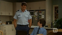 Matt Turner, Bailey Turner in Neighbours Episode 6929
