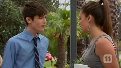 Bailey Turner, Paige Novak in Neighbours Episode 6929