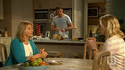 Kathy Carpenter, Matt Turner, Lauren Turner in Neighbours Episode 6930