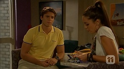 Ethan Smith, Paige Novak in Neighbours Episode 6930