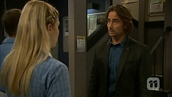 Amber Turner, Brad Willis in Neighbours Episode 6931