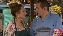 Sonya Mitchell, Toadie Rebecchi in Neighbours Episode 6931