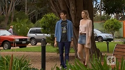 Bailey Turner, Amber Turner in Neighbours Episode 6931