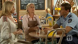 Kathy Carpenter, Lauren Turner, Matt Turner in Neighbours Episode 6932
