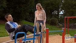 Josh Willis, Amber Turner in Neighbours Episode 6932