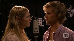 Amber Turner, Daniel Robinson in Neighbours Episode 6932