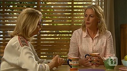 Kathy Carpenter, Lauren Turner in Neighbours Episode 6932