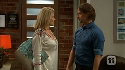 Kathy Carpenter, Brad Willis in Neighbours Episode 6932