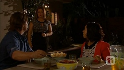 Brad Willis, Terese Willis, Imogen Willis in Neighbours Episode 6932