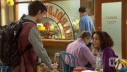 Bailey Turner, Alice Azikiwe in Neighbours Episode 6933