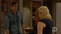 Kyle Canning, Sheila Canning in Neighbours Episode 6933