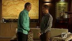 Karl Kennedy, Paul Robinson in Neighbours Episode 6934