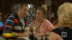 Toadie Rebecchi, Sonya Mitchell, Sheila Canning in Neighbours Episode 6934