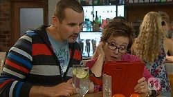 Toadie Rebecchi, Susan Kennedy in Neighbours Episode 6934