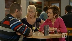 Toadie Rebecchi, Sheila Canning, Susan Kennedy in Neighbours Episode 6934
