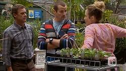 Paul Robinson, Toadie Rebecchi, Sonya Rebecchi in Neighbours Episode 6934