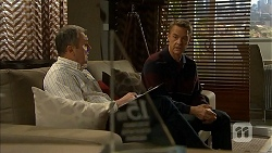 Karl Kennedy, Paul Robinson in Neighbours Episode 6935