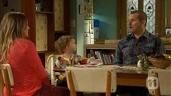 Sonya Mitchell, Nell Rebecchi, Toadie Rebecchi in Neighbours Episode 6935