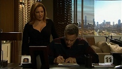 Terese Willis, Paul Robinson in Neighbours Episode 6935