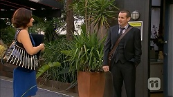 Naomi Canning, Toadie Rebecchi in Neighbours Episode 6936