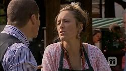 Toadie Rebecchi, Sonya Mitchell in Neighbours Episode 6936